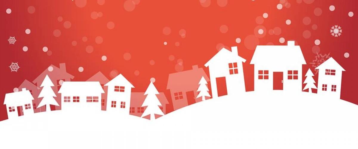 Žaslių kalėdinės eglutės įžiebimo šventė