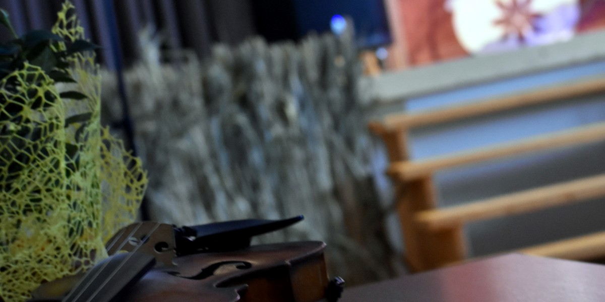 """Žaslių kultūros centro liaudiškos muzikos kapela """"Žasla"""" - 15. Šventinis koncertas. Foto Ievos Mecelienės. 2019.01.12"""