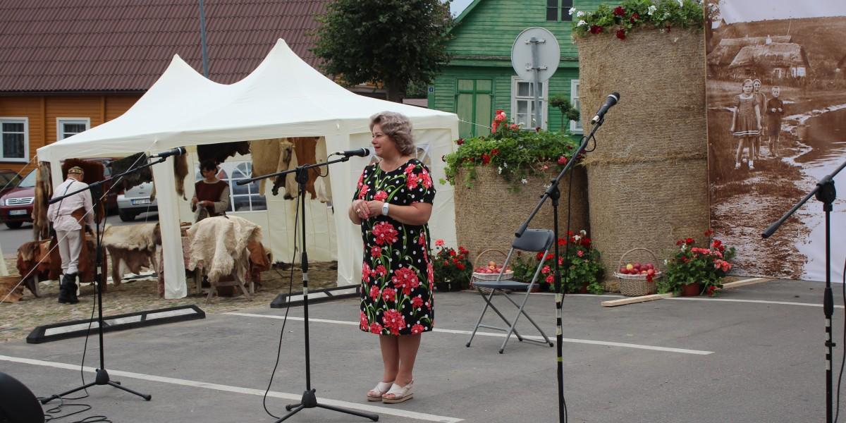 Tradicinių amatų ir folkloro šventė. Foto Nijolės Adukonienės. 2018-09-08