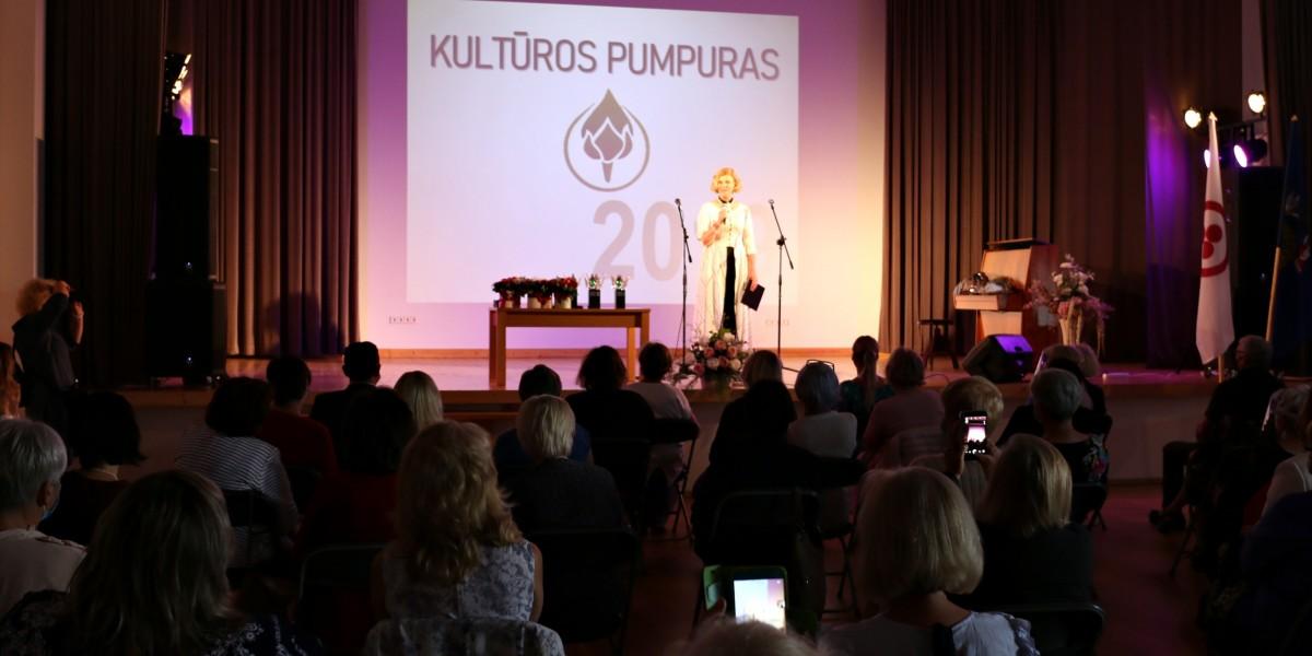 """Pasaulio kultūros diena """"Kultūros pumpuras 2019"""""""